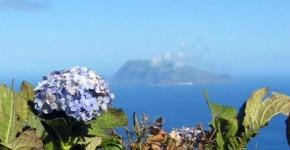 Insel Corvo Azoren