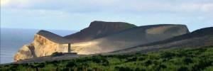 Vulkan auf Faial
