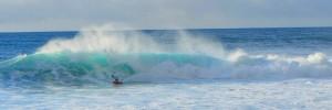 Surfer Sao Jorge