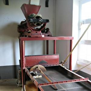 Tee Sortiermaschine