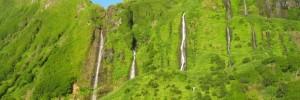 Wasserfälle Flores