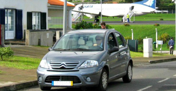 Mietwagen Azoren